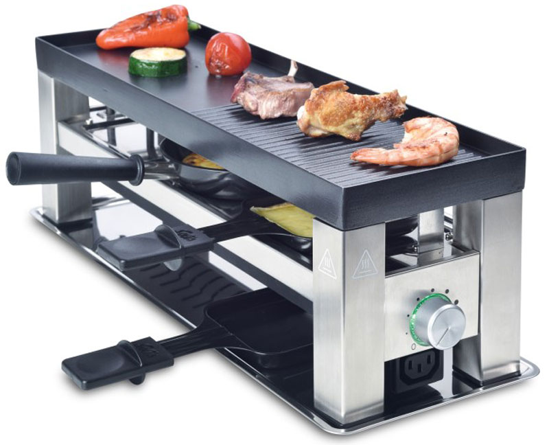 Solis Table Grill 4 in 1 раклетница раклетница solis table grill 4 in 1