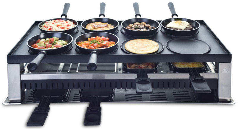 Solis Table Grill 5 in 1раклетница Solis