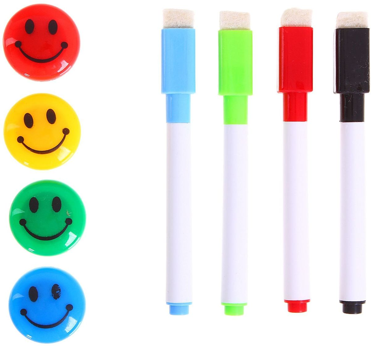 Набор маркеров с магнитами 899054899054