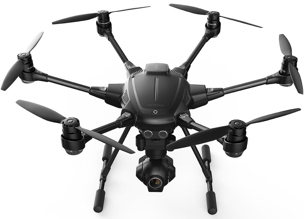 Yuneec Typhoon H RTF, Black Grey гексакоптер yuneec typhoon h rtf black grey гексакоптер