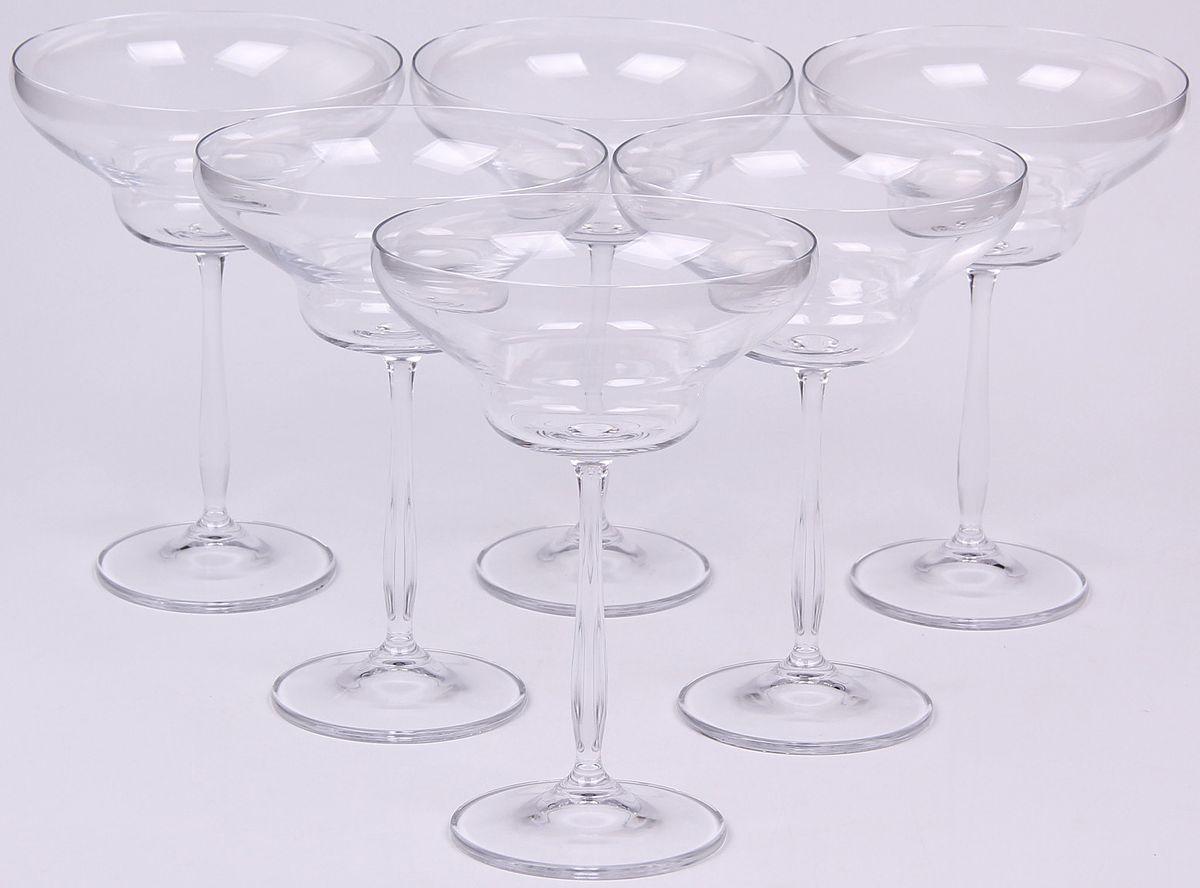 Набор бокалов для коктейлей Banquet Crystal, 380 мл, 6 шт. 02B2G00338002B2G003380