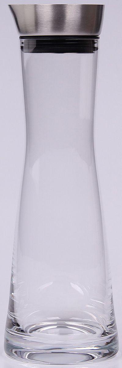 Декантер Maison Forine, с крышкой, 1 л. KE02B330741000SSLMFKE02B330741000SSLMFДекантер Maison Forine прекрасно подойдет для красивой подачи вина на стол. Он изготовлен из высококачественного стекла.Декантер оснащен крышкой.Декантер Maison Forine украсит сервировку вашего стола, а также станет отличным подарком на любой праздник.