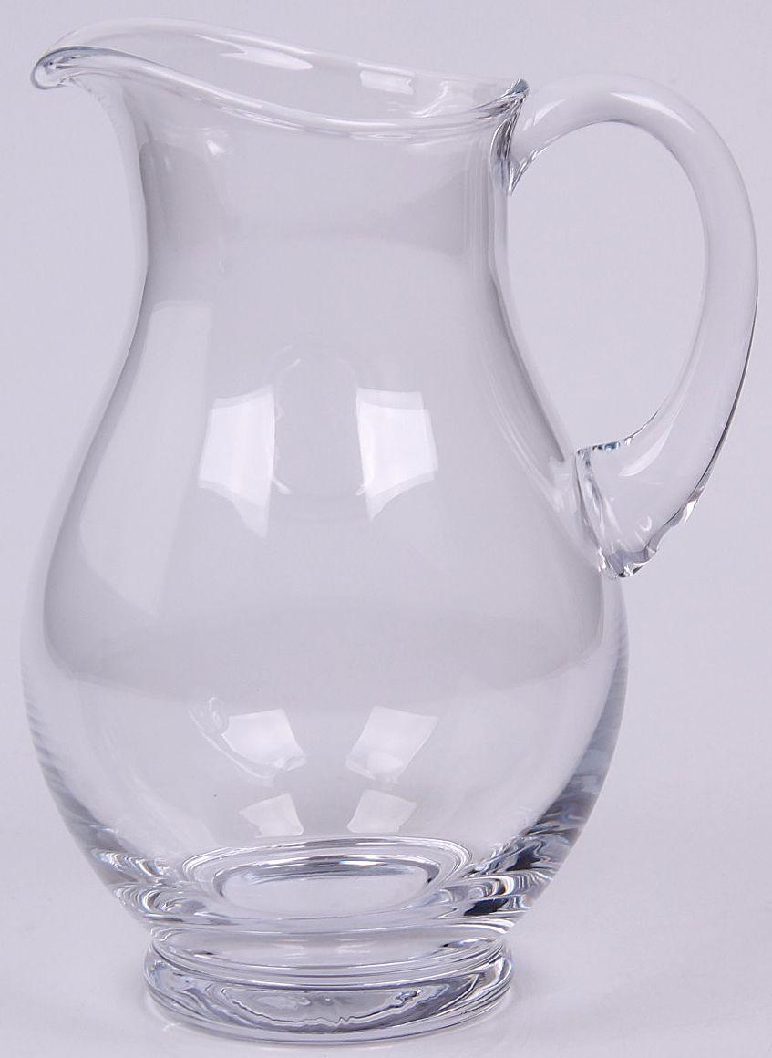 Кувшин Banquet Crystal, 1,5 л. KE02W1G111044 банка для специй banquet crystal с клипсой 3 л