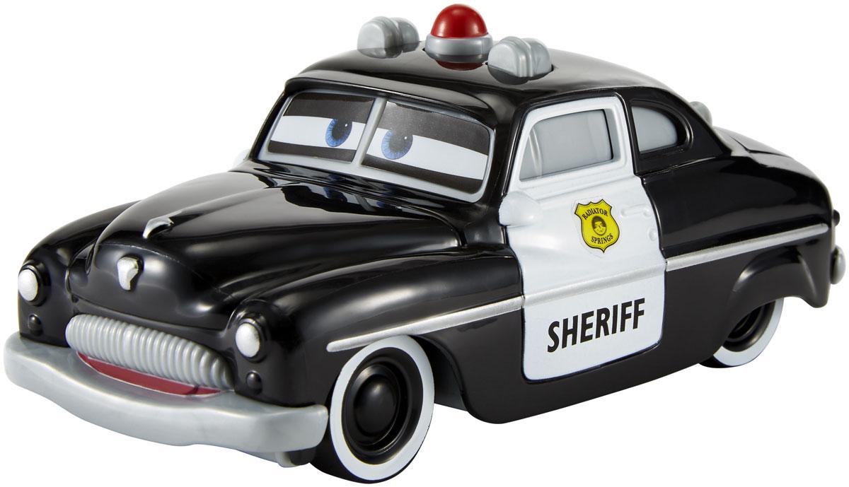 Cars Машинка Шериф DTV04 villa винтовка шериф цвет золотистый