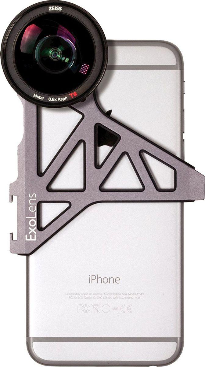 Optrix ExoLens, Black набор для фотосъемки для iPhone 6/6s - Мобильная фотография