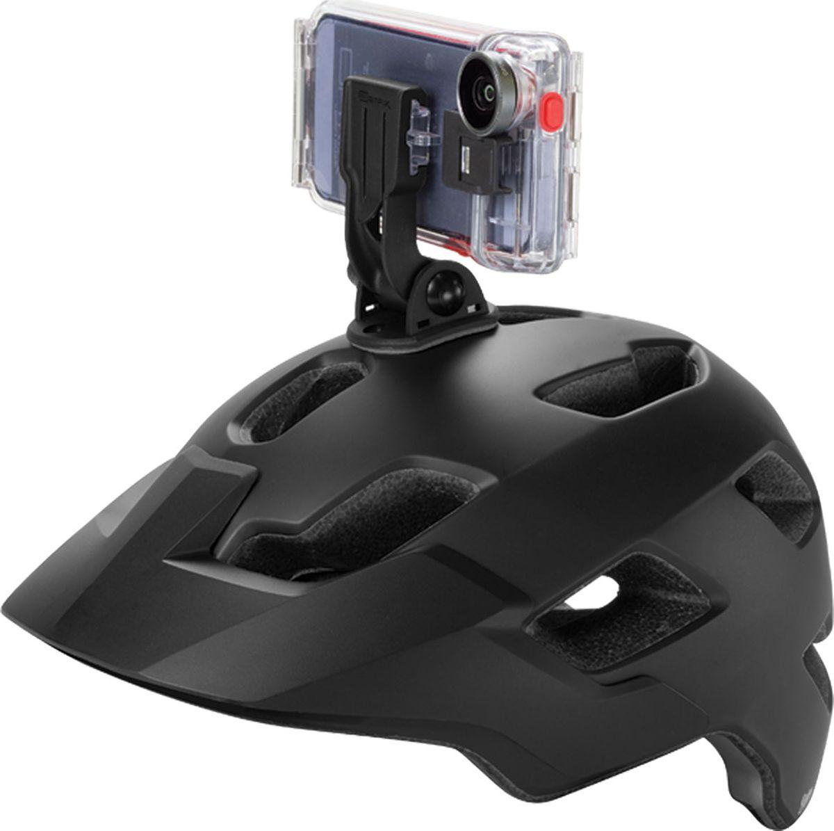 Optrix FS-94696, Black крепление для смартфона на шлемFS-94696В комплект входит все необходимое для крепления чехла Optrix к шлему: оригинальный скотч 3М™ и 2 изогнутых крепления. Страховочный тросик и стяжки для дополнительного крепления в неблагоприятных условиях. • Подходит для большинства шлемов• Входит 2 изогнутых крепления, страховочный тросик, стяжка, кронштейн• Легко удалить нагревая феном• Оригинальный скотч 3М™ промышленной прочности• Подходит ко всем чехлам Optrix by Body Glove