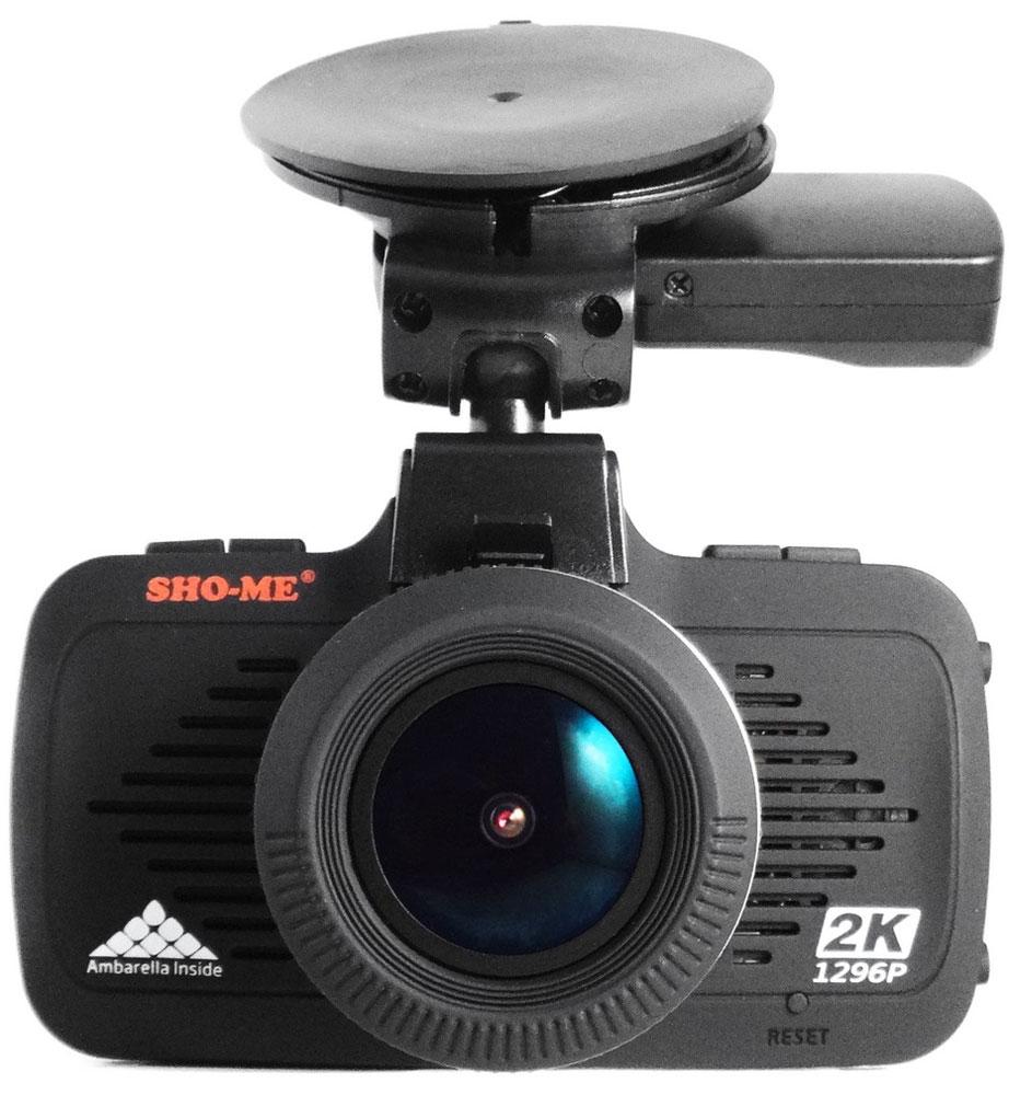 Sho-Me A7-GPS/GLONASS, Black видеорегистратор видеорегистратор sho me hd45 lcd