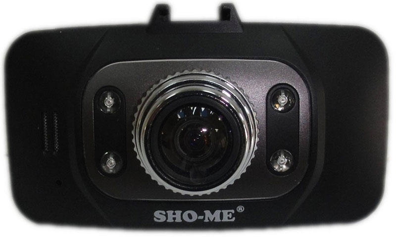 Sho-Me HD-8000SX, Black видеорегистратор видеорегистратор sho me hd45 lcd