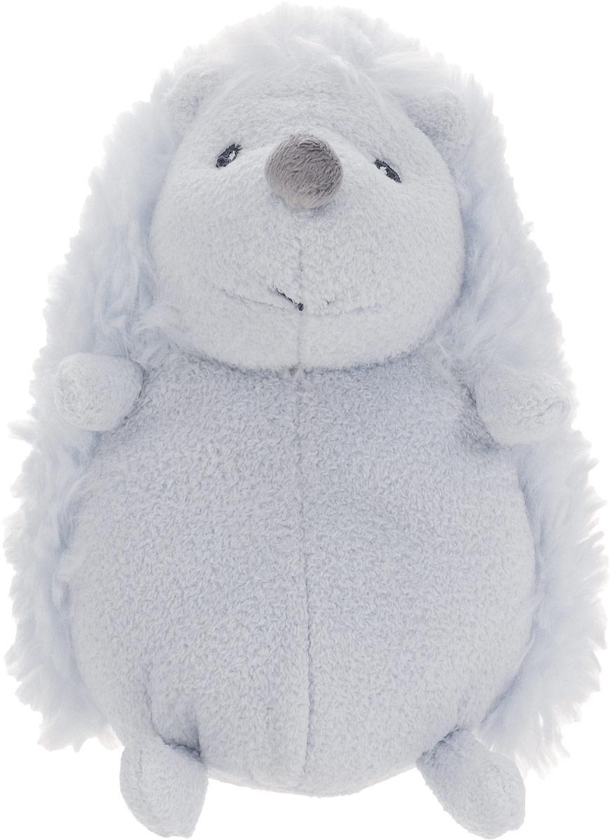 Игрушка мягкая Gund Pokey Hedgehog, цвет: голубой, 16 см. 4048496 yo kai watch мягкая игрушка walkappa 16 см