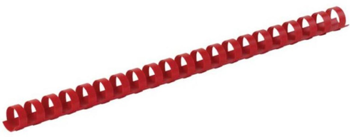 Fellowes FS-53472, Red пружина для переплета, 16 мм (100 шт)FS-53472Пружина пластиковая. Обладает высокой упругостью на разжим, надежно удерживает листы в переплете. Возможно многократное использование. Предназначена для переплета всех видов документов.