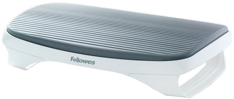 Fellowes I-Spire Series, White Grey подставка для ног