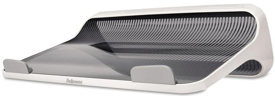Fellowes I-Spire Series, White, Grey подставка для ноутбука