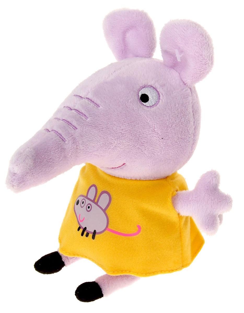 Peppa Pig Мягкая игрушка Эмили с мышкой 20 см