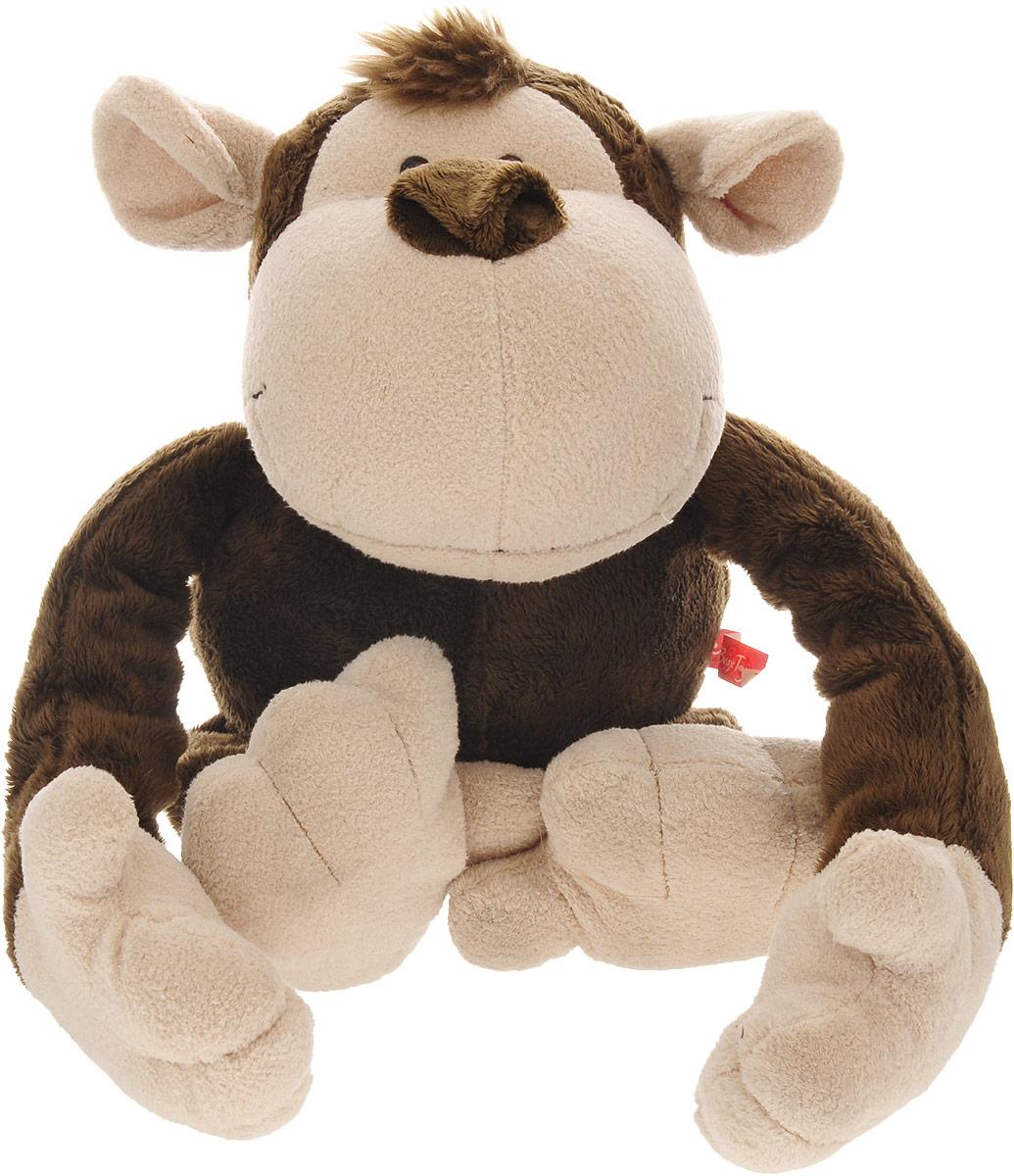 Magic Bear Toys Мягкая игрушка Обезьяна Михей 35 см мягкая игрушка magic bear toys тигр 60 см