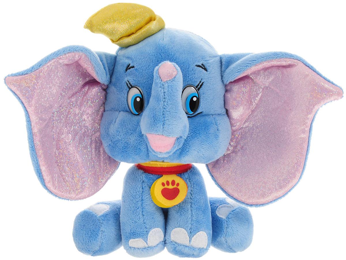 Мульти-Пульти Мягкая игрушка Дамбо 16 см