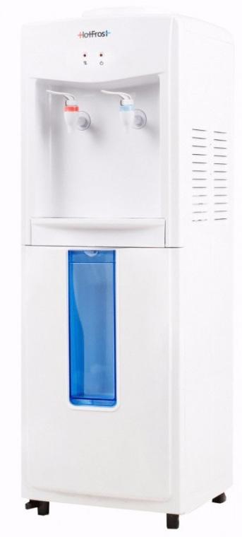 HotFrost V118R, Whiteдиспенсер для воды HotFrost