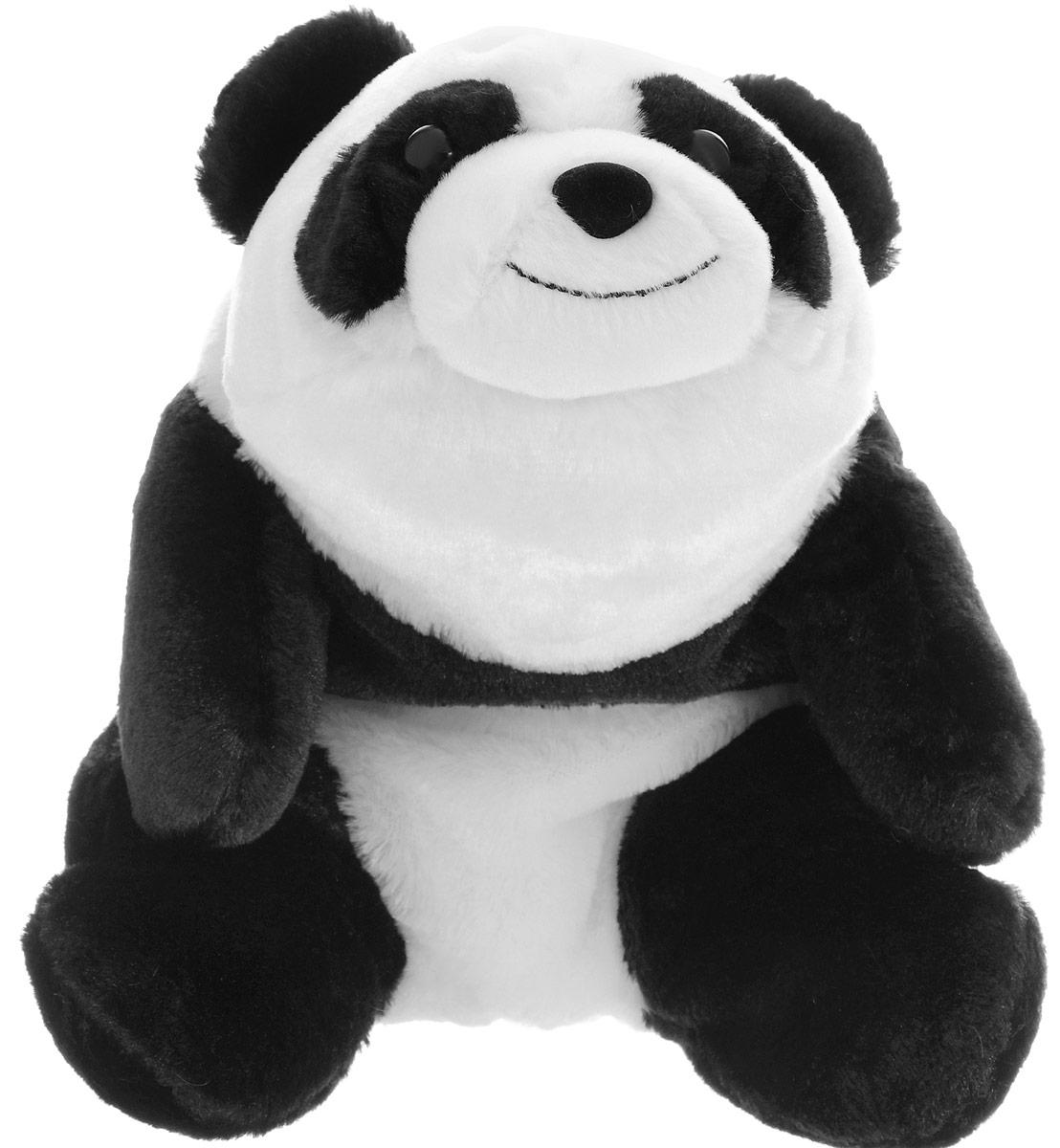 Игрушка мягкая Gund Snuffles Panda, цвет: черный, белый, 26 см. 4040201
