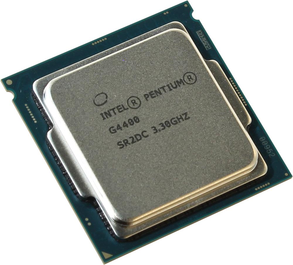 Intel Pentium G4400 процессор - Комплектующие для компьютера