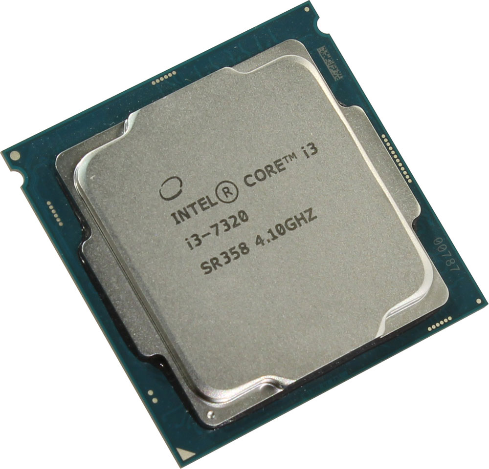 Intel Core i3-7320 процессор