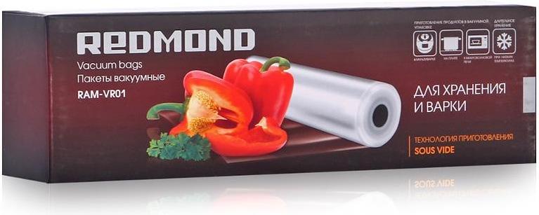 Redmond RAM-VR01 пакеты вакуумные (рулон) съемная ручка для чаш redmond ram cl2