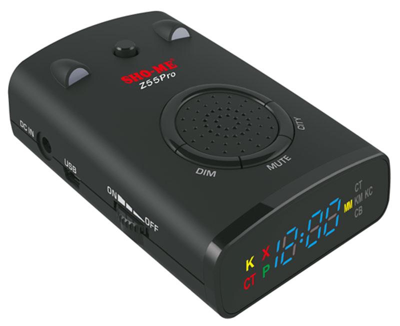 Sho-Me Z55 Pro радар-детектор
