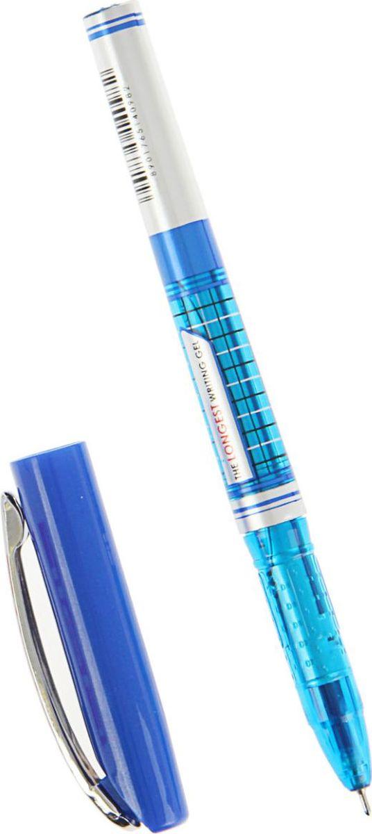 Flair Ручка гелевая Writo-Meter Jumbo цвет чернил синий1801585Гелевая ручка Flair Writo-Meter Jumbo - отличный выбор для любителей мягкого и удобного письма. Гелевая консистенция чернил равномерно распределяется по бумаге и быстро сохнет. Гладкое скольжение пишущего узла, удобный корпус и доказанная надежность делает такие ручки одними из самых популярных письменных принадлежностей среди детей и взрослых.