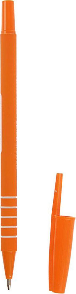 Expert Complete Ручка шариковая Stick цвет корпуса оранжевый синяя2168458Ручка шариковая Expert Complete Stick - продуманная функциональность и удобство при письме. Обрезиненная поверхность корпуса с насечками в зоне захвата предотвращает скольжение пальцев.