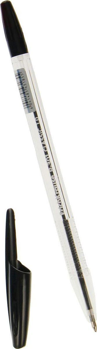 Erich Krause Ручка шариковая R-301 Classic EK черная