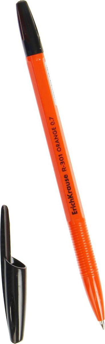 Erich Krause Ручка шариковая R-301 Orange Stick EK черная2288911Ручка шариковая Erich Krause R-301 Orange Stick, поможет организовать ваше рабочее пространство и время. Изделия данной категории необходимы любому человеку независимо от рода его деятельности.