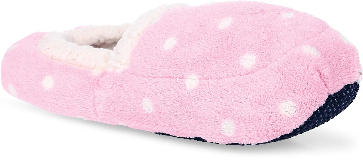 Warmies Тапочки-грелки цвет розовый белый warmies тапочки грелки цвет фиолетовый белый