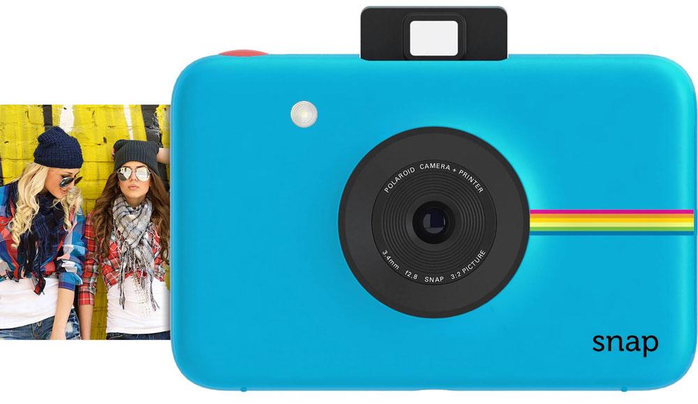 Polaroid Snap, Blueфотокамера мгновенной печати