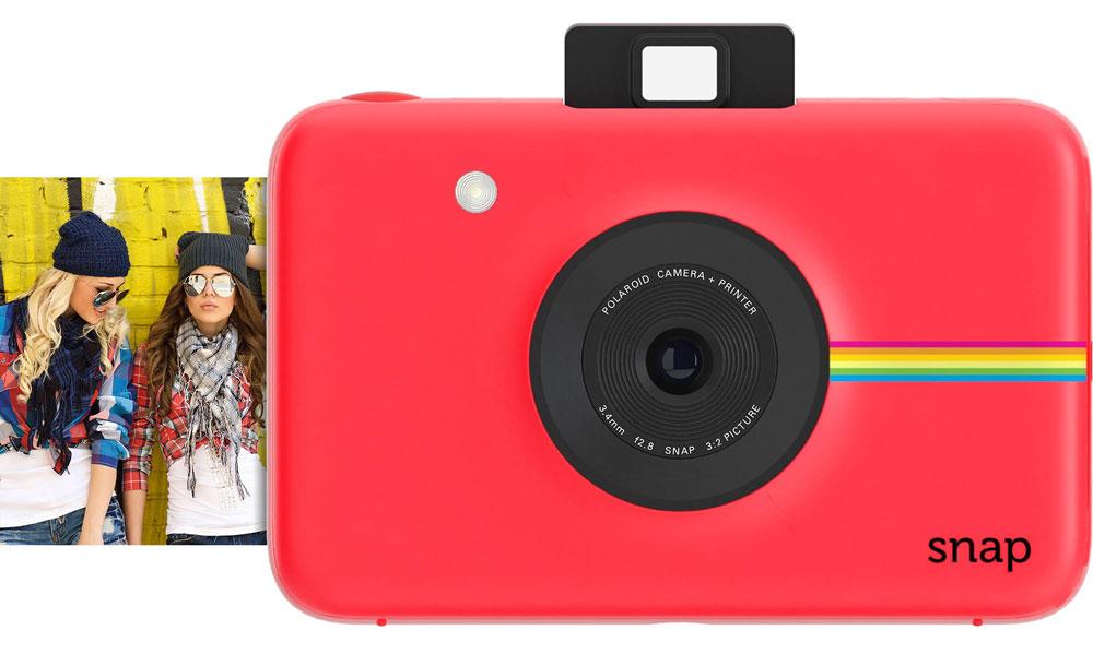 Polaroid Snap, Redфотокамера мгновенной печати Polaroid