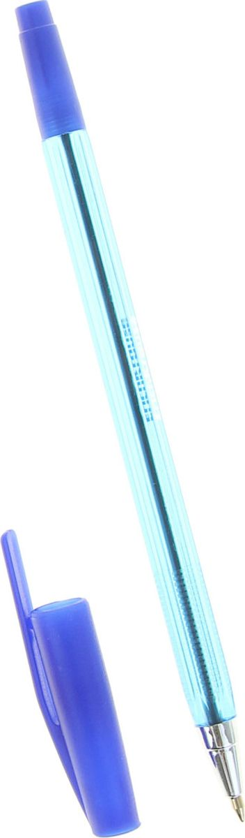 Erich Krause Ручка шариковая Ultra L-15 EK синяя ножницы erich krause ferro 15 см
