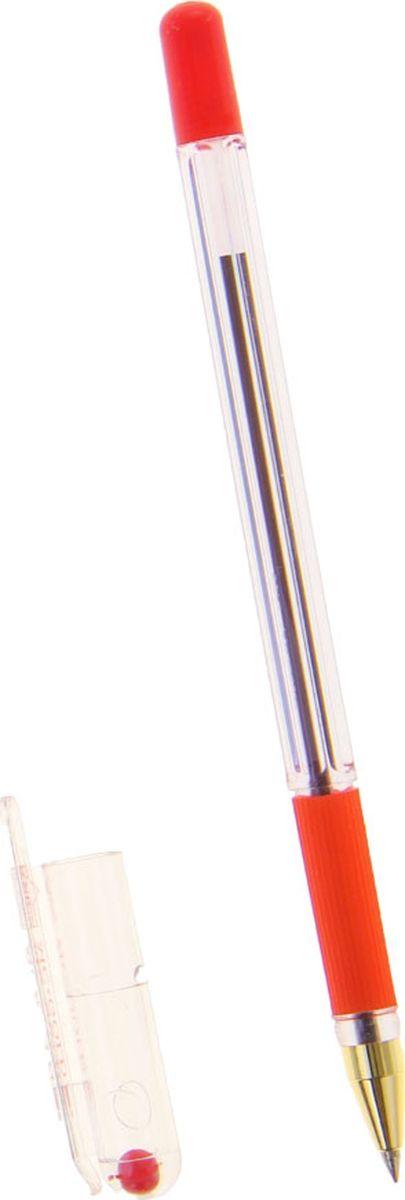 MunHwa Ручка шариковая MC Gold красная1088417Ручка шариковая MunHwa MC Gold - безупречная конструкция пишущего узла отработана до совершенства. Тонкий шарик гарантирует качественное изящное письмо. Чернила на масляной основе обеспечивают мягкое ровное письмо и уверенное скольжение по бумаге. Ручка состоит из легкого пластикового корпуса с металлическим наконечником и мягким антискользящим резиновым упором для пальцев.