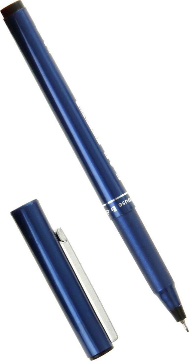Erich Krause Ручка капиллярная F-15 черная1161100Ручка капиллярная Erich Krause F-15 - поможет организовать ваше рабочее пространство и время. Изделия данной категории необходимы любому человеку независимо от рода его деятельности.