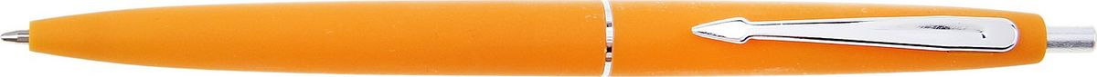 Calligrata Ручка шариковая Лого цвет корпуса оранжевый синяя618573Ручки с логотипом - это прекрасная реклама и средство привлечения клиентов. Многие компании давно знают преимущества этого доступного, быстрого и востребованного способа заявить о себе. Вы тоже ищите ручки под логотип? Ручка шариковая автоматическая Лого корпус матовый, прорез оранжевый – идеально подходит для осуществления этой цели. Это качественная ручка, которая дополнит и подчеркнет статус вашей компании, а писать ей будет приятно и легко. Ассоциируйте бизнес только с лучшей канцелярией, и клиенты это обязательно оценят.
