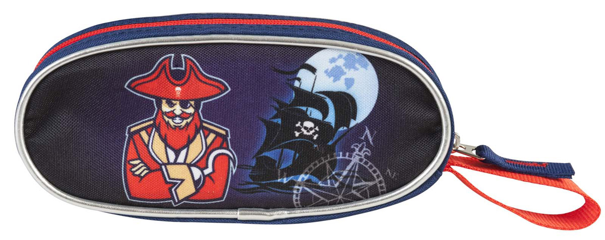 Target Collection Пенал Пираты пеналы target пенал овальный пираты