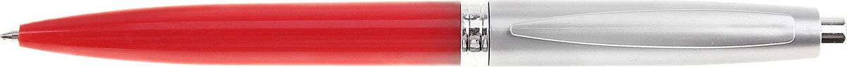 Calligrata Ручка шариковая Лого Прано цвет корпуса красный синяя