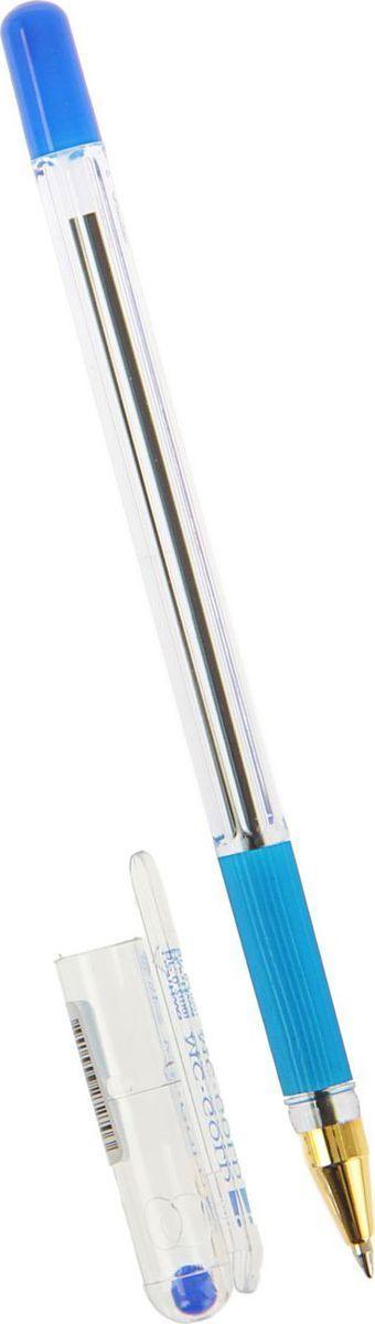 MunHwa Ручка шариковая MC Gold синяя 1502600