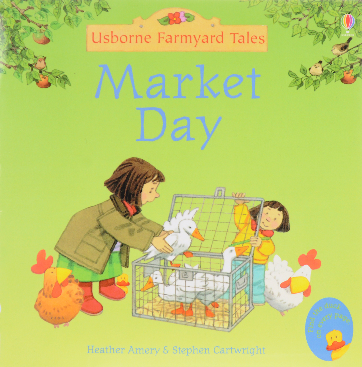 Market Day the canterbury tales a selection