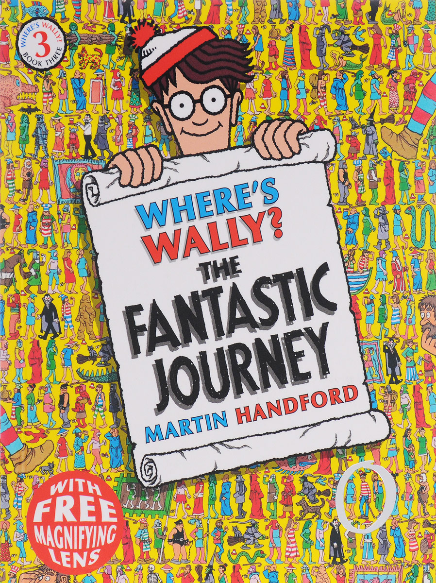 Where's Wally? The Fantastic Journey wally olins the brand handbook