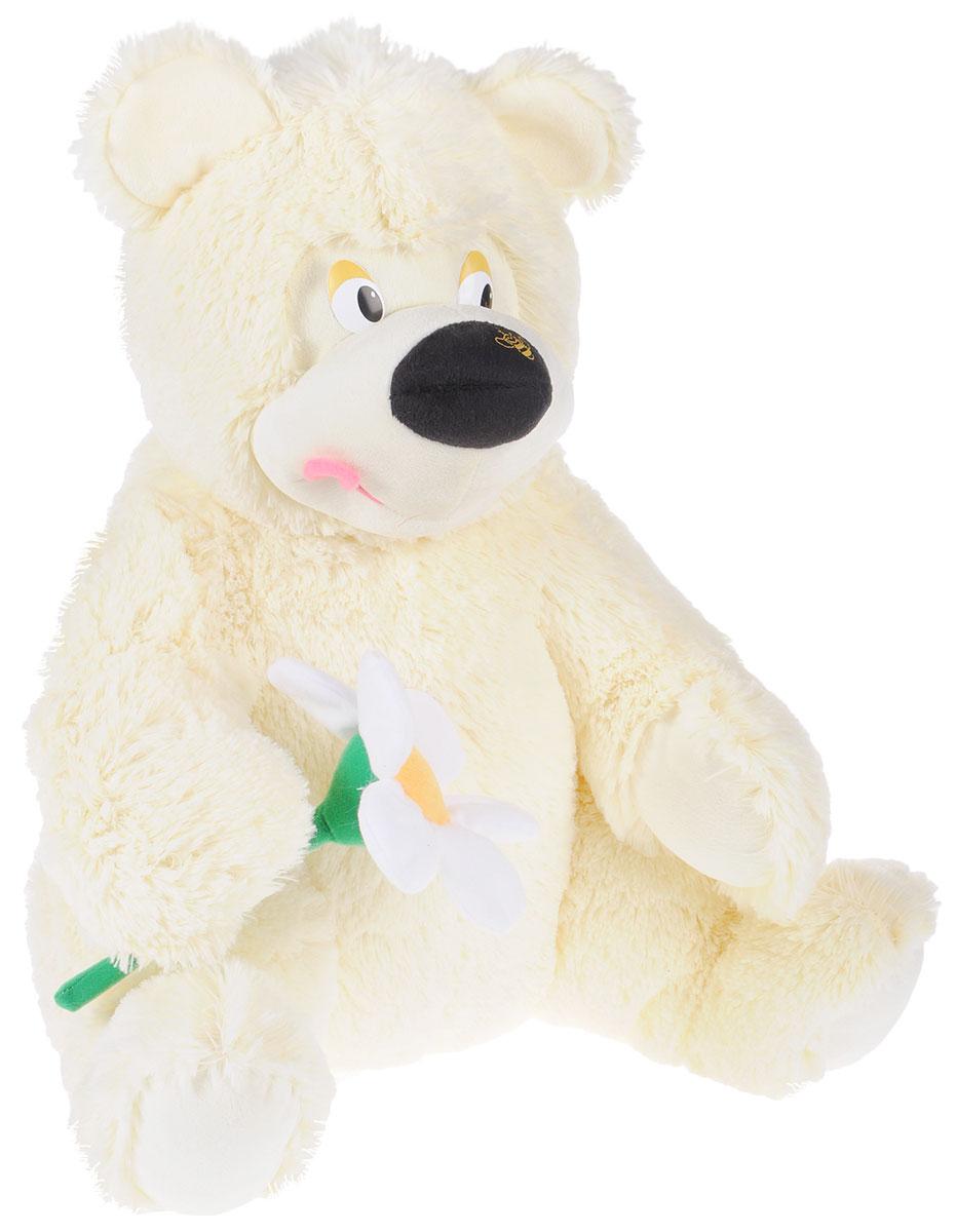 Fancy Мягкая игрушка Медведь Феликс 60 см fancy мягкая игрушка собака эля 14 5 см