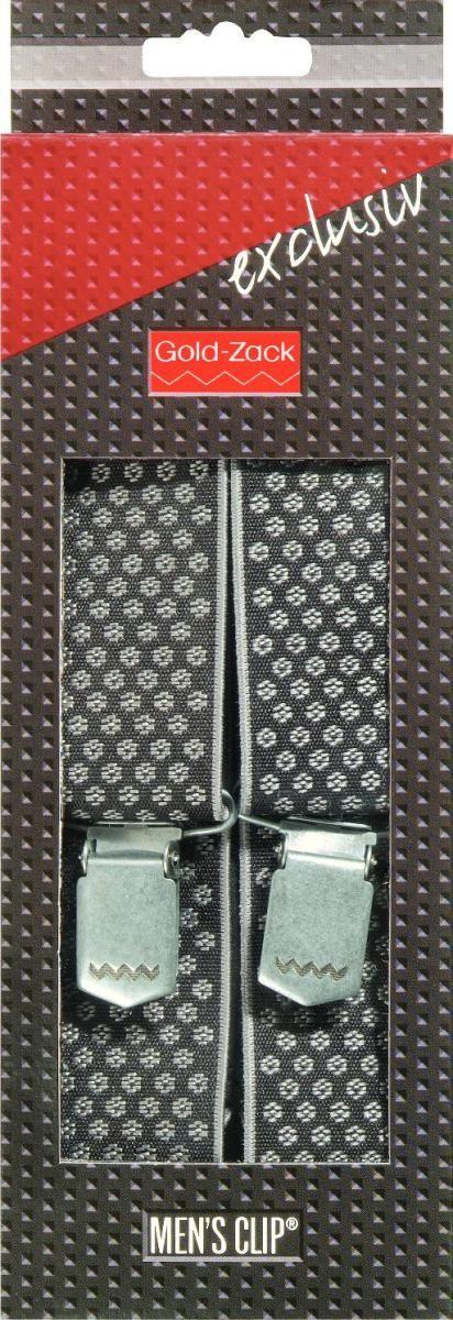 Подтяжки мужские Prym Эксклюзив, цвет: черный, размер M/L (ширина 35 мм, длина 120 см). 944301944301Подтяжки мужские Prym - это не просто аксессуар, исполняющий удерживающую функцию, но и элегантный элемент одежды, который может добавить изящность и индивидуальность вашему облику. Они выполнены из 80% полиэстер и 20% эластодиона. В наше время подтяжки твёрдо закрепились в мире моды.