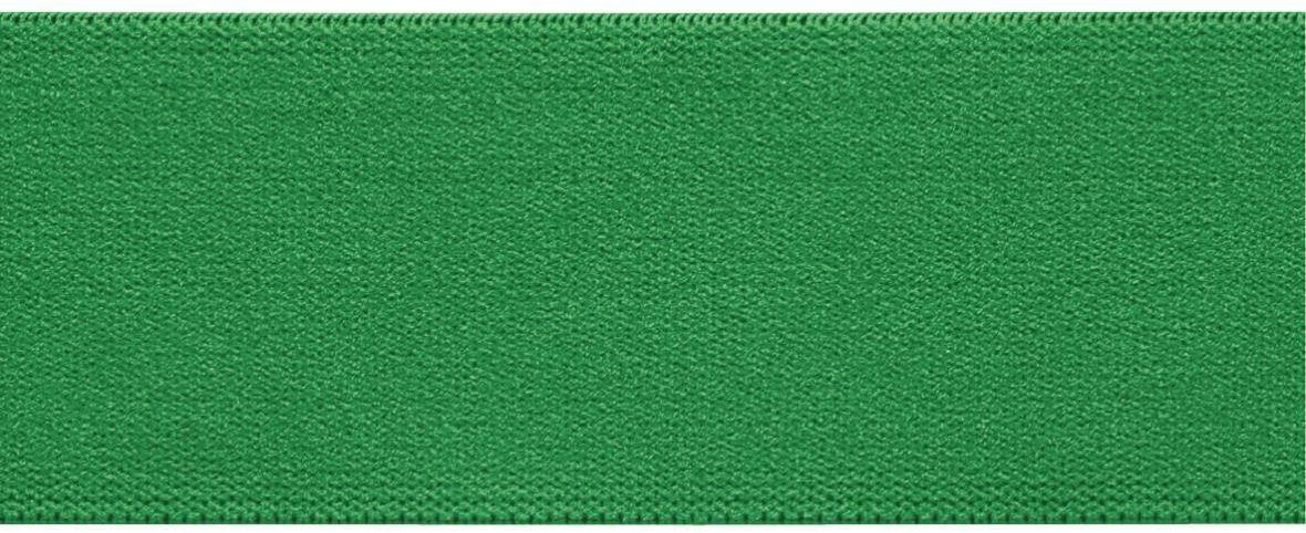 Лента-пояс эластичная Prym, цвет: зеленый, 38 мм, 10 м957402Для пришивания в качестве пояса