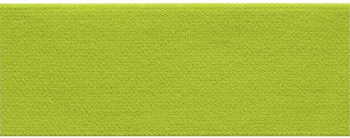 Лента-пояс эластичная Prym, цвет: зеленый лимон, 38 мм, 10 м957407Для пришивания в качестве пояса