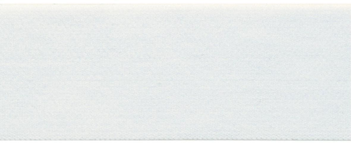 Лента-пояс эластичная Prym, цвет: белый, 38 мм, 10 м957409Лента-пояс эластичная Prym подходит для пришивания в качестве пояса, а также для украшения трикотажных тканей, поясов для брюк и юбок, аксессуаров, различных поделок и т.д.Ширина: 25 мм.Длина: 7 м.
