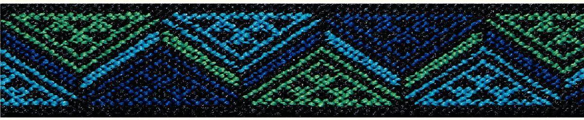 Лента эластичная Prym Color. Треугольник, 25 мм, 7 м. 957452957452Для украшения трикотажных тканей, поясов для брюк и юбок, аксессуаров и т.д.
