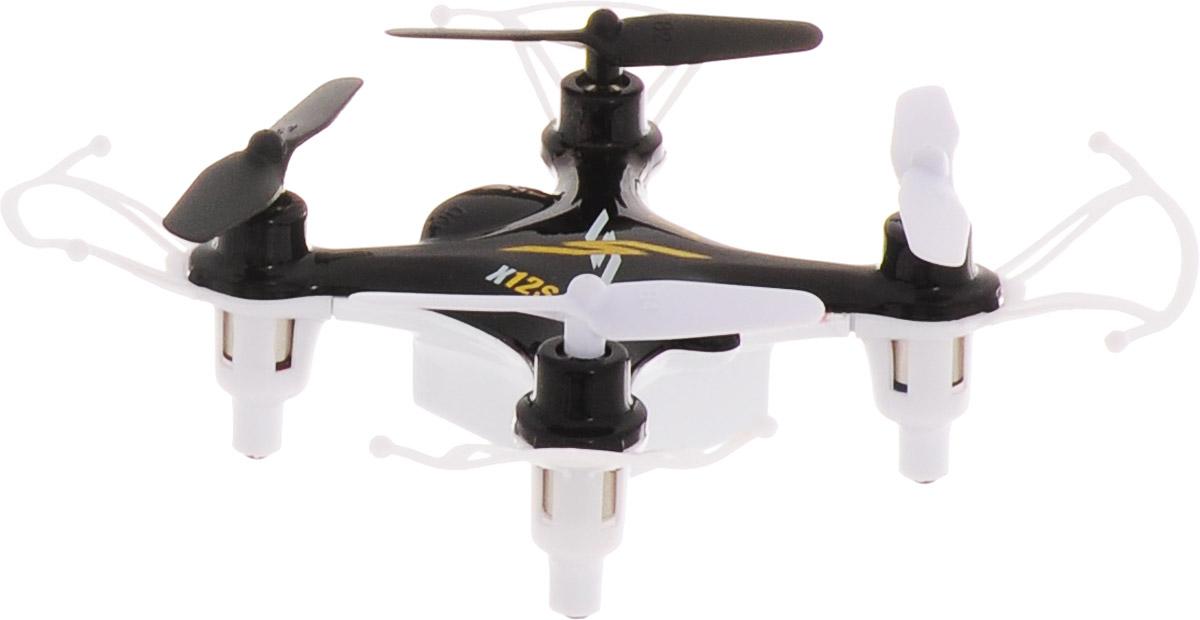Syma Квадрокоптер на радиоуправлении X12S цвет черный