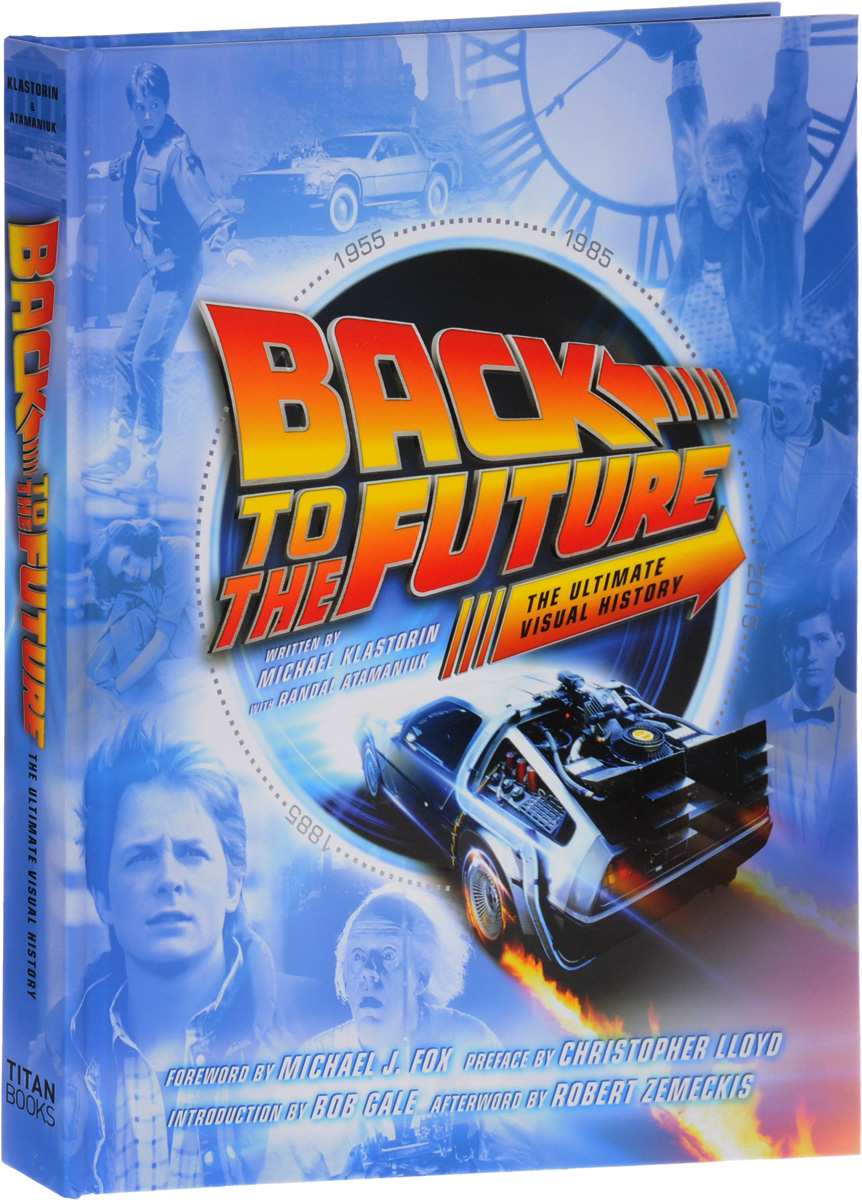 Back to the Future the Ultimate Visual History the counterlife
