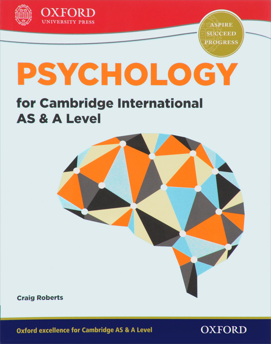 Psychology for Cambridge International AS and A Level (+ CD)